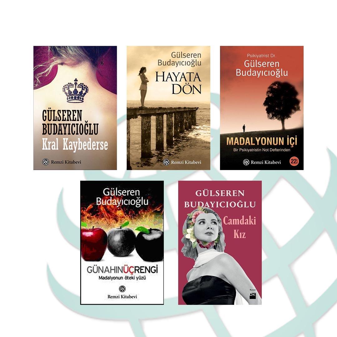 Gülseren Budayicioglu 5 Kitaplik Set
