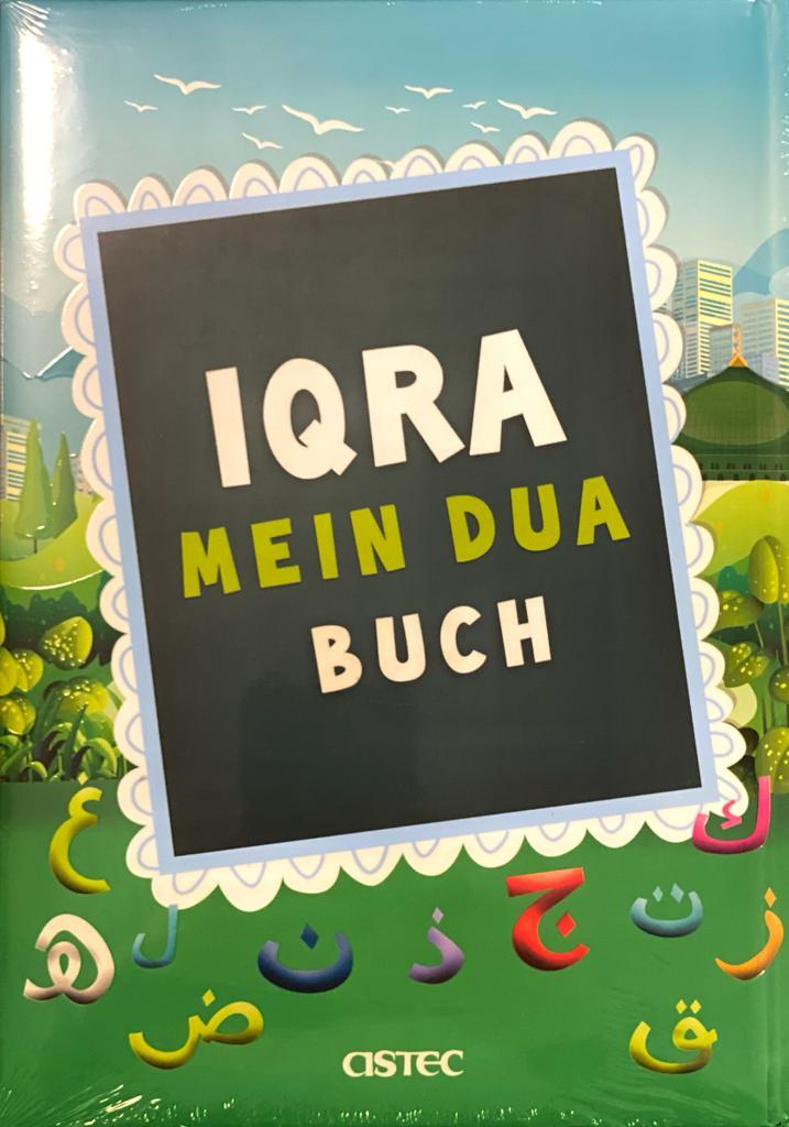 IQRA Mein Dua Buch